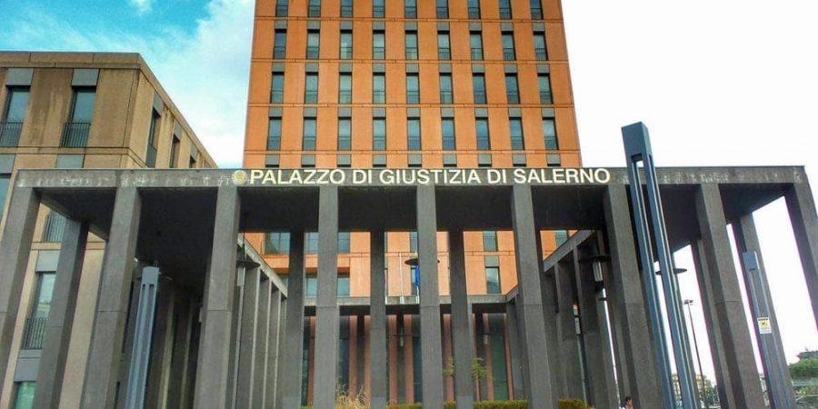 TRIBUNALE DI SALERNO: Sospensione – Procedura esecutiva immobiliare – Violazione ex art. 38 TUB.  Ordinanza del 13 Maggio 2019.
