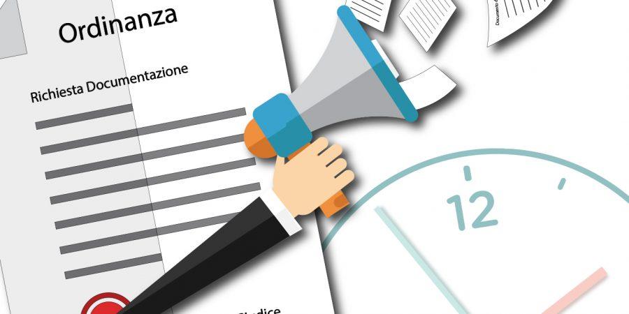 Il correntista può domandare la documentazione anche per la prima volta durante il processo, senza necessità di una preventiva istanza ex art. 119 TUB.  Cassazione Civile, Sez. VI, Ordinanza n. 3875 dell'8 febbraio 2019.