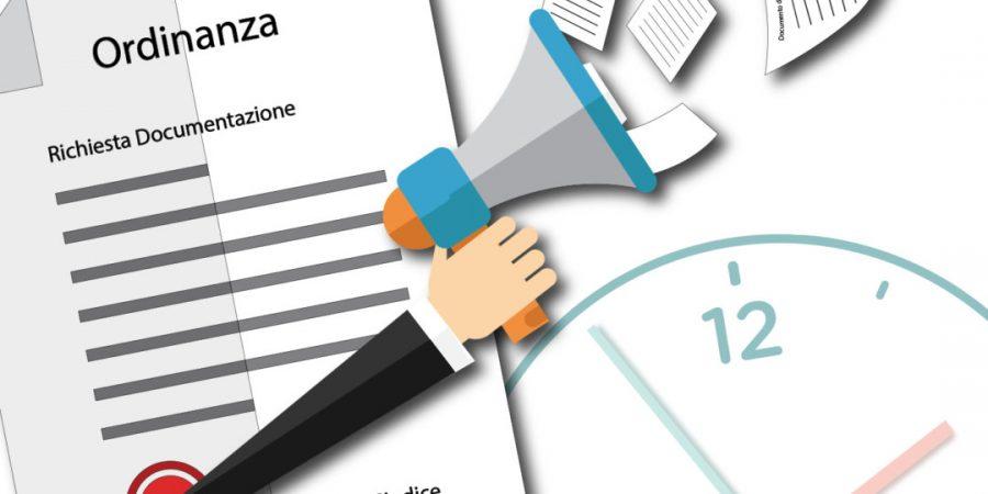 Mancata ottemperanza all'ordine di esibizione del contratto di conto corrente – Condannata la banca – Obbligo di restituzione delle spese e commissioni – Ricalcolo degli interessi al saggio legale. Tribunale di Roma, Ordinanza del 2019.