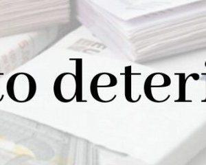 Cessione del credito – rapporto ceduto non rientrante tra i crediti deteriorati – sospensione procedura esecutiva. Tribunale di Velletri, Ord. del 31 marzo 2020