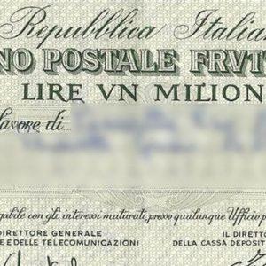 Buoni fruttiferi postali serie Q/P dal 1° luglio 1986: si ai rimborsi degli interessi più favorevoli. ABF, Decisione n. 6142 del 3 aprile 2020